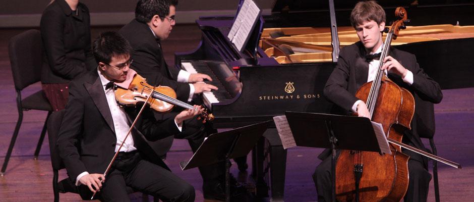 The St. Petersburg School: Centennial Concert