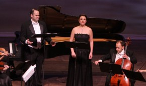 The Biava Quartet with mezzo-soprano Rachel Calloway, baritone Alexander Tall, and pianist Konstantin Soukhovetski: Lost Classics: Russian Jewish Music Revisited